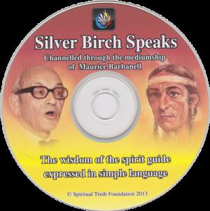 Silver Birch Speaks CD